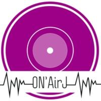 Logo of radio station On'Air J