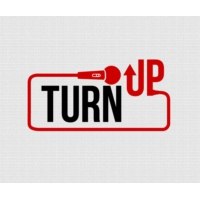 Logo de la radio Turn Up Radio
