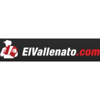 Logo of radio station Vallenato.com