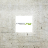 Logo of radio station Campus FM 105.6 FM