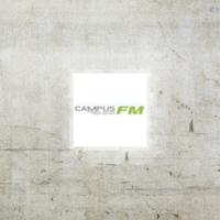 Logo de la radio Campus FM 105.6 FM