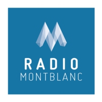 Logo of radio station Radio Mont Blanc