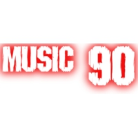 Logo of radio station Music 90
