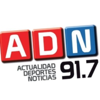 Logo of radio station ADN Radio 91.7