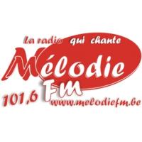 Logo de la radio Mélodie FM (Belgique) - 101.6 FM