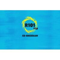 Logo de la radio R101 Ed Sheeran