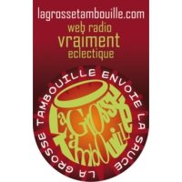 Logo of radio station La Grosse Tambouille