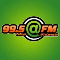 Logo of radio station XHAF @FM 99.5