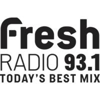 Logo de la radio 931 Fresh Radio