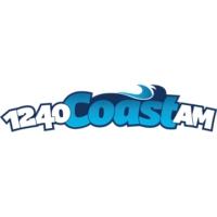 Logo of radio station 1240 Coast AM