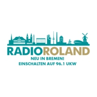 Logo of radio station Radio Roland
