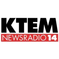 Logo of radio station KTEM NewsRadio 14