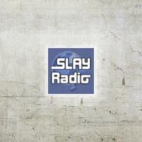 Logo of radio station SLAY Radio