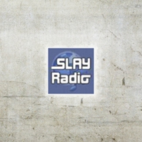 Logo of radio station SLAY Radio