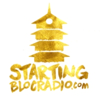 Logo of radio station STARTING BLOC RADIO