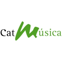 Logo of radio station Cat Música