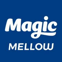 Logo of radio station Mellow Magic