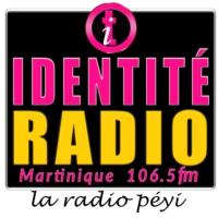 Logo of radio station Identité Radio Martinique