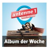 Logo of radio station antenne 1 Album der Woche