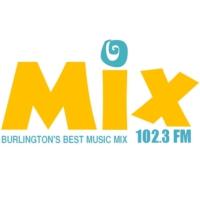 Logo of radio station WIER Mix 102.3