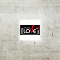 Logo of radio station Love FM San Marino