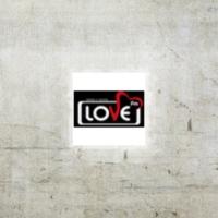 Logo of radio station Love FM San Marino
