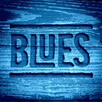 Logo de la radio Digital Impulse - Blues