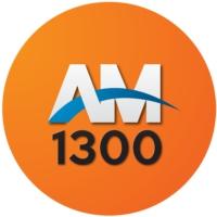 Logo de la radio AM 1300 La Salada