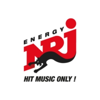 Logo of radio station NRJ Sweden