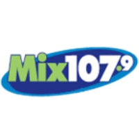 Logo of radio station WVMX Mix 107.9