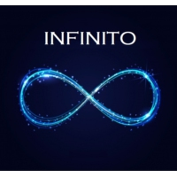 Logo of radio station infinito.ec