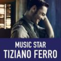 Logo of radio station 105 Music Star - Tiziano Ferro