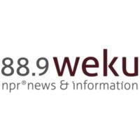 Logo of radio station 88.9 WEKU
