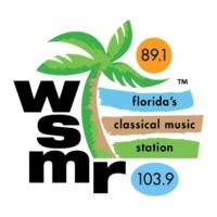Logo of radio station Classical WSMR