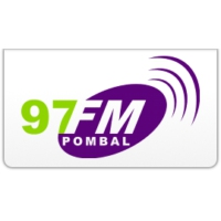Logo of radio station 97FM Pombal