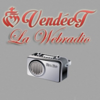 Logo of radio station VendéeT