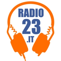 Logo of radio station R23 Milano