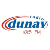 Logo of radio station Radio Dunav Vukovar