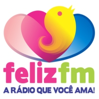 Logo of radio station Feliz FM