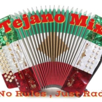 Logo de la radio Tejano Mix