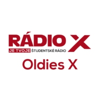 Logo of radio station Rádio X - Oldies X