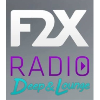 Logo of radio station F2x radio Deep & lounge