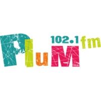 Logo of radio station Plum'fm 102.1