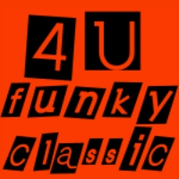 Logo of radio station 4U Funky Classic