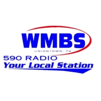Logo of radio station WMBS