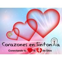 Logo de la radio Corazones en sintonía/Hearts in tune