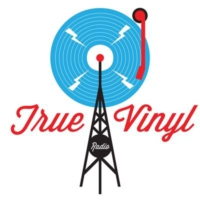 Logo of radio station True Vinyl Alternative