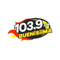 Logo of radio station XHPO Buenisiima 103.9 FM