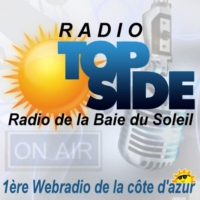 Logo of radio station Radio Top Side