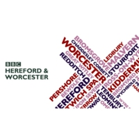 Logo of radio station BBC Radio Hereford and Worcester